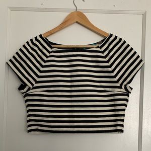 Alice and Olivia crop top